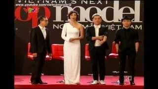 Vietnams Next Top Model 2012  Tập 1  FULL MOVIE