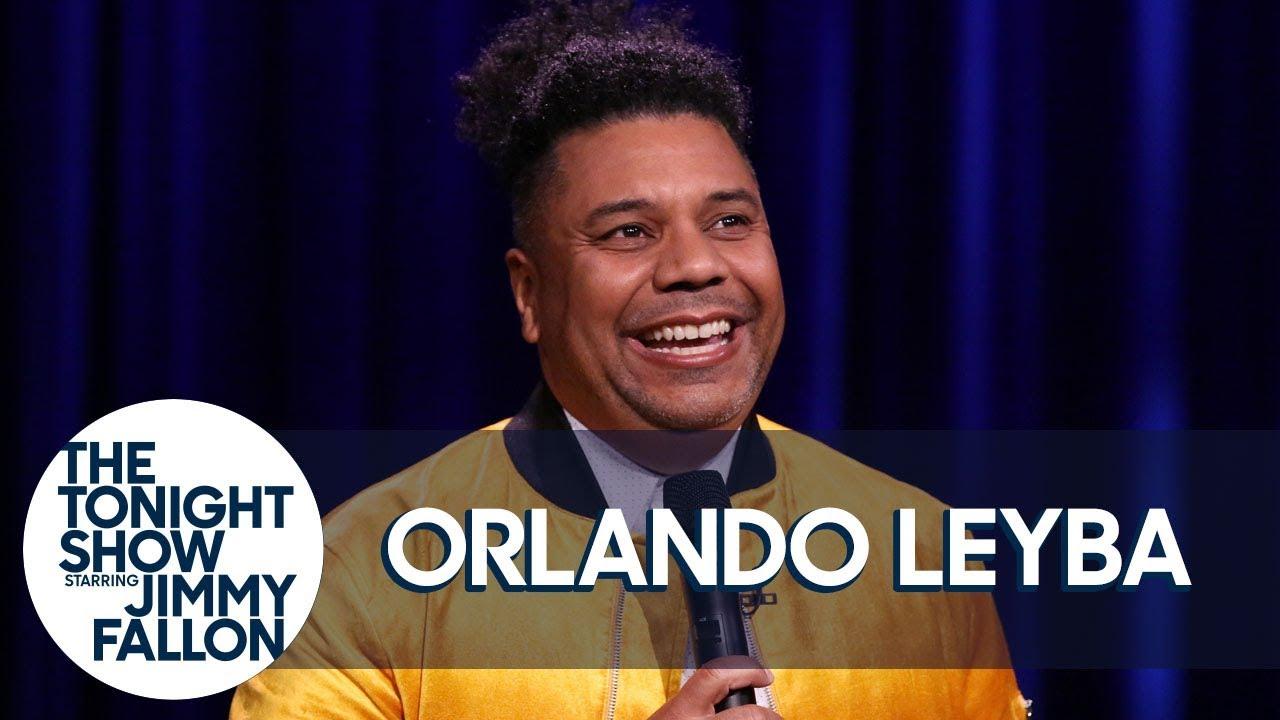 Orlando Leyba Stand-Up thumbnail