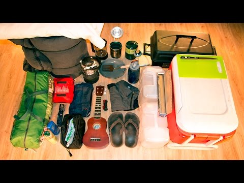 What To Bring Camping? - Basic Gear Checklist - HD