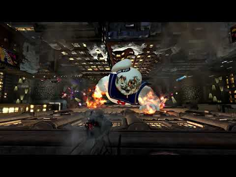 Ghostbusters: The Video Game Remastered - Stay Puft Gameplay thumbnail