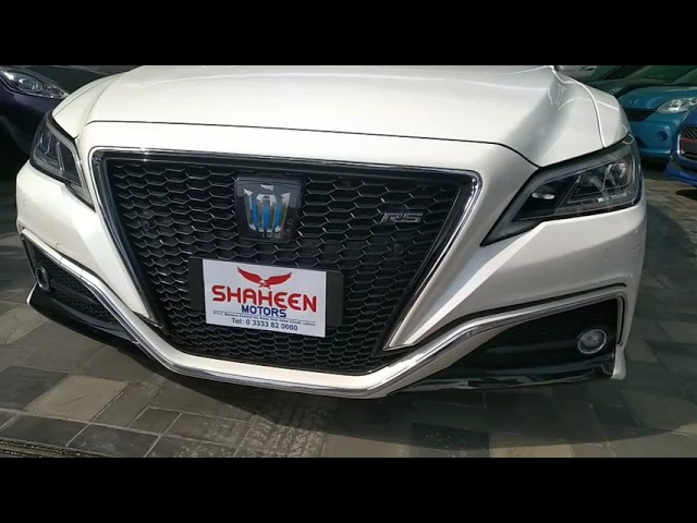 Toyota Crown Athlete 2018 for Sale in Lahore