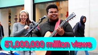 OMG HIS VOICE IS UNIQUE- Michael Jackson - Billie Jean   Allie Sherlock & Fabio Rodrigues cover