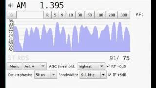 [MW] 1395 kHz - Polskie Radio (ukrainian) - Gavar - Armenia - 1318 km