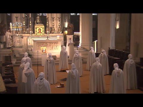 Vêpres et messe du 18 avril 2020
