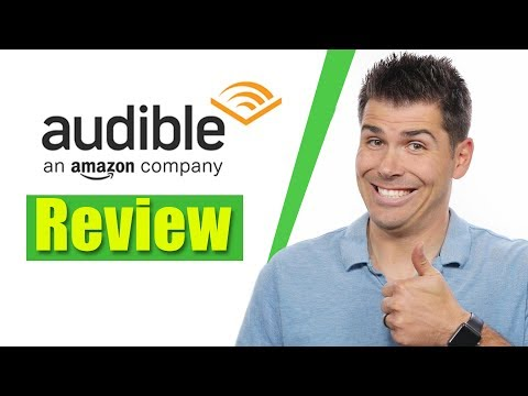 Audible Review: How Audible Works and Why it's the Best (2019)