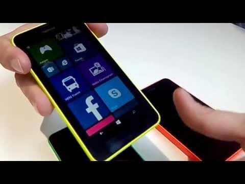 Demo Nokia Lumia 630 Mono y Dual SIM y Lumia 635 4G