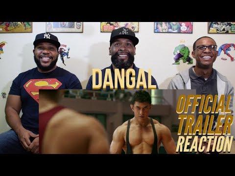 Dangal Official Trailer Reaction