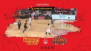 Highlights ABL9 || Home - Game 9: Saigon Heat vs Mono Vampire 22/12