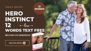 Hero Instinct 12 words text free   Hero instinct in men