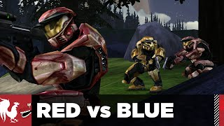 From Stumbled Beginnings – Episode 2 – Red vs. Blue Season 14