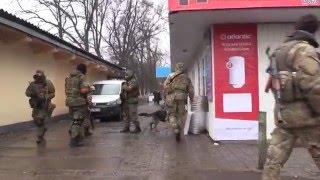В Авдеевке СБУ задержала Российских Террористов и нашла тайник с оружием. Зачистка Авдеевки.