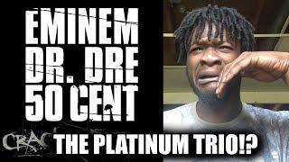 Eminem - Crack a Bottle (ft Dr.Dre & 50 cent) REACTION!