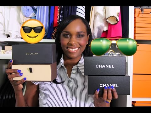 Top 10 Designer Sunglasses Dior | Chanel | Bvlgari | Louis Vuitton | Fendi & More