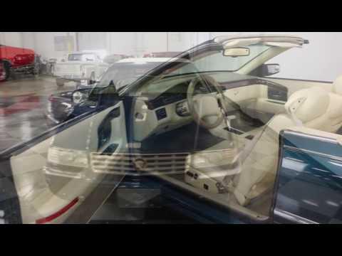 Video of '95 Eldorado Convertible Coach Builder's Limited - KAG7