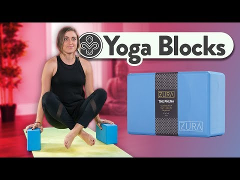 Beginners Guide to Yoga Blocks - How to Use Yoga Blocks