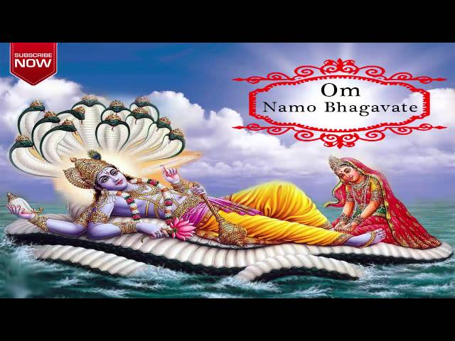 Om namo bhagavate vasudevaya lyrics