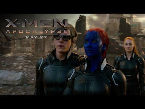 X-Men: Apocalypse (TV Spot 'Defeat a God')