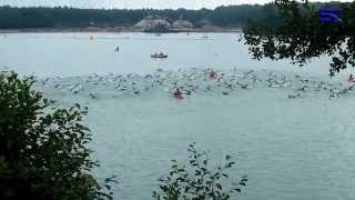 preview picture of video 'IRONMAN 70.3 Wiesbaden - Das Duell'