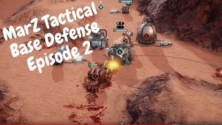 MarZ Tactical Base Defense. Третья и четвертая компания.