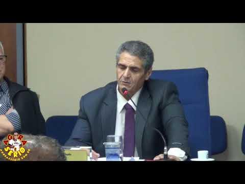 Tribuna Vereador Irineu Machado dia 10 de Outubro de 2017