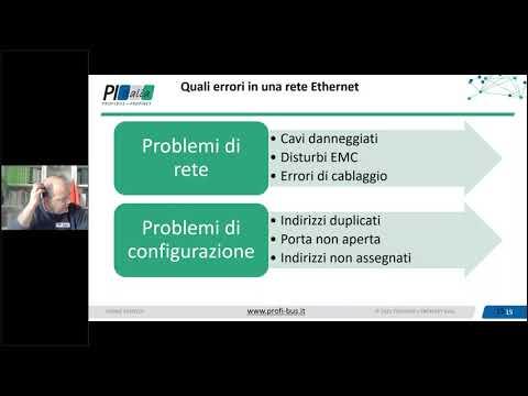Bus di campo, Ethernet, Industria 4.0, Manutenzione 4.0, Manutenzione Predittiva