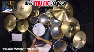Phil Collins & Philip Bailey   Easy Lover   DRUM COVER