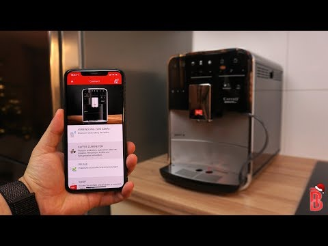 Kaffee per APP?! Melitta Barista TS Smart Kaffeevollautomat im Test - touchbenny