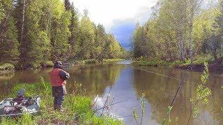 Река межевая утка свердловская область рыбалка