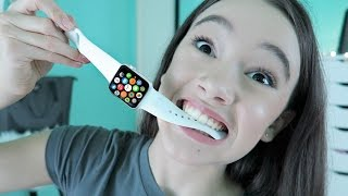 Is It Worth It? Apple Watch Series 2 Unboxing & First Impression | Fiona Frills
