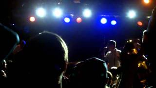 Further Seems Forever - Vengeance Factor (live at the Paradise 4-29-11)