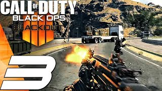 Call of Duty Black Ops 4 - BLACKOUT Gameplay Walkthrough Part 3 - Battle Royale Quads (Full Game)