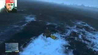 Grand Theft Auto 5 Walkthrough Part 77 - DEEP SEA ADVENTURE! | GTA 5 Walkthrough