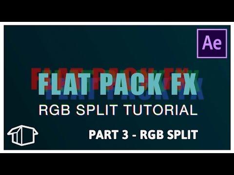 RGB Split + Data Glitch - смотреть онлайн на Hah Life