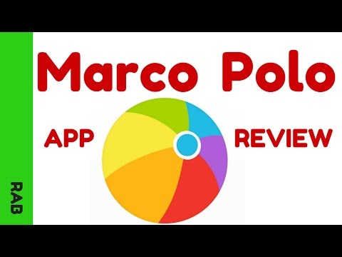 Marco Polo App Review – Video Messaging