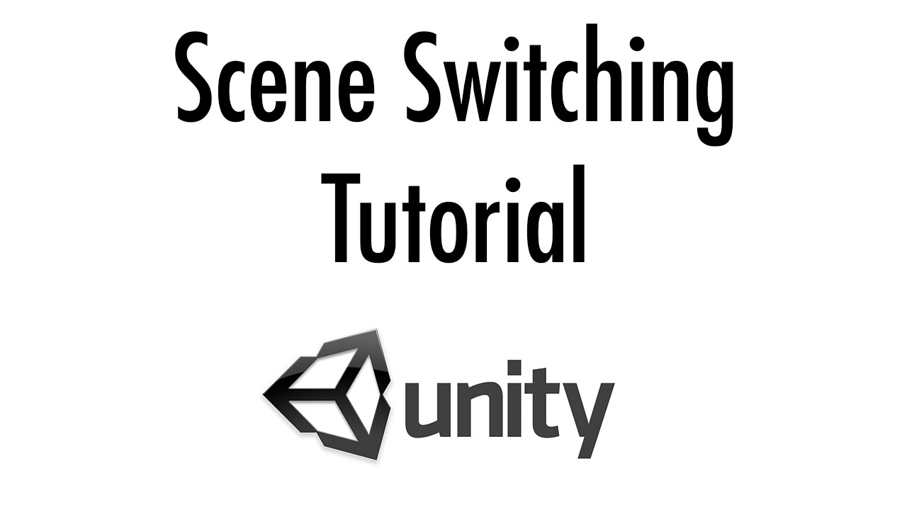 Unity Tutorial: Preserving Data between Scene Loading/Switching