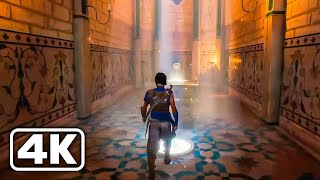Prince of Persia Remake Gameplay (2021) 4K ULTRA HD