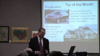 "Tip of the Month ""Visualization"" by Dennis Henson"