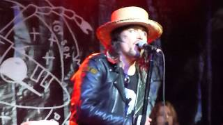 Adam Ant - Catholic Day - Rescue Rooms, Nottingham - 23rd April 2015