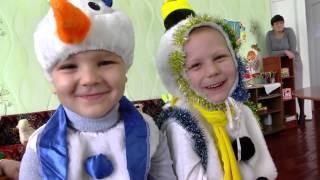 НОВИЙ РІК 2016 Чорнобай садочок Вишенька