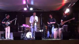 preview picture of video 'New Sound Collective - Mystic Journey @Humacao Jazz Festival'