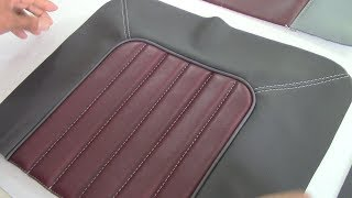 Flat Arch Designs For Car Seats - Part Two