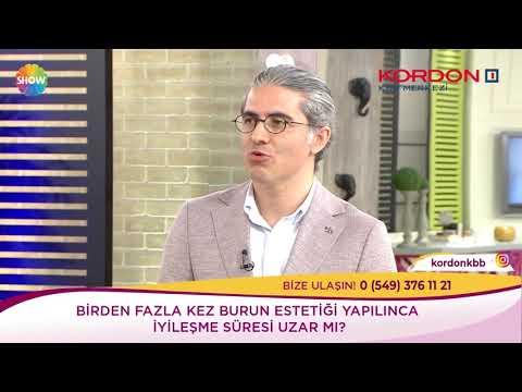 Can Ercan - Birden Fazla Burun Estetiğinde İyileşme Süresi - Show Tv Kendine İyi Bak