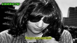 Joey Ramone- Going Nowhere Fast- (Subtitulado en Español)