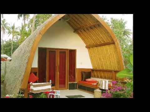 Bamboo House Cottage Construction India