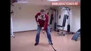 ICESTYLE - Техника владения клюшкой. www.hockeycoach.ru