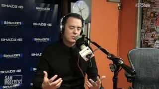 Colin Hanks on brother Chet Haze - #SRShow