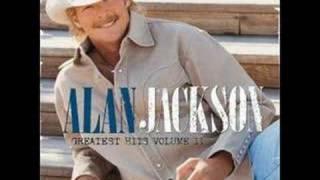 alan jackson little bitty
