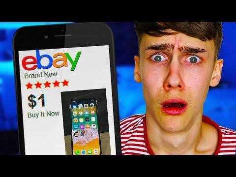 iPhone VERKOCHT voor 1 EURO! *omg*