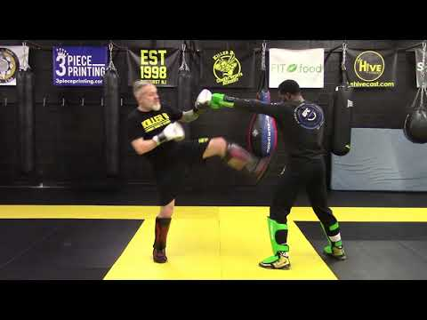 Stance and Kicks with Partner