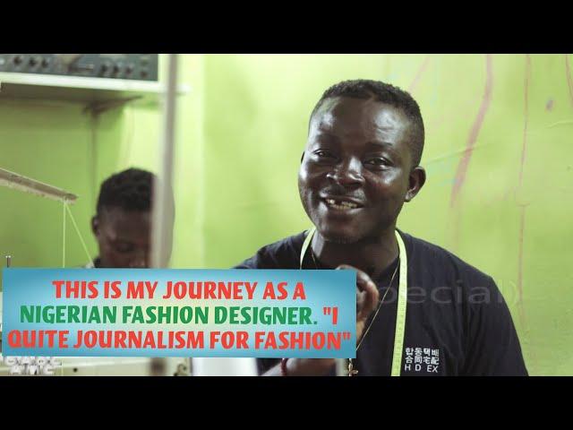 How To Become A Successful Fashion Designer In Nigeria